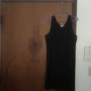 Kathleen Kirkwood ladies black dress